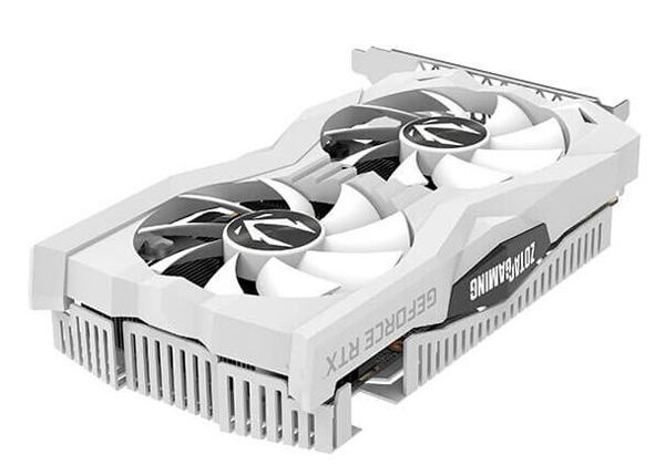 GeForce RTX 2060 Super OC White Edition de Zotac