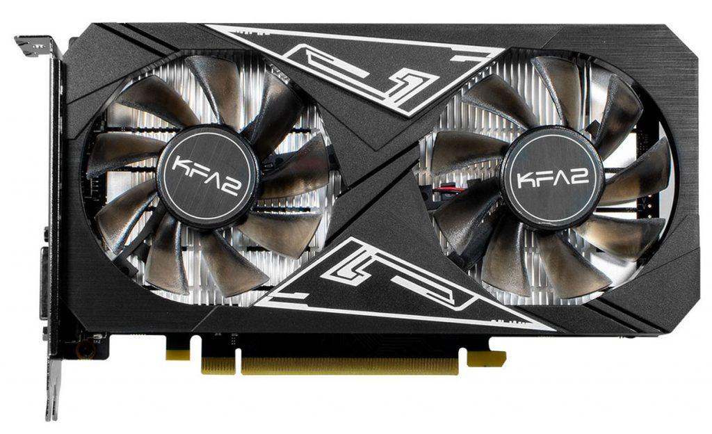 GeForce GTX 1650 GDDR6 EX PLUS