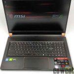 Ordinateur portable MSI Stealth GS75 8SG