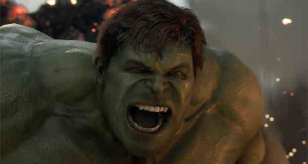 Jeu vidéo Marvel's Avengers
