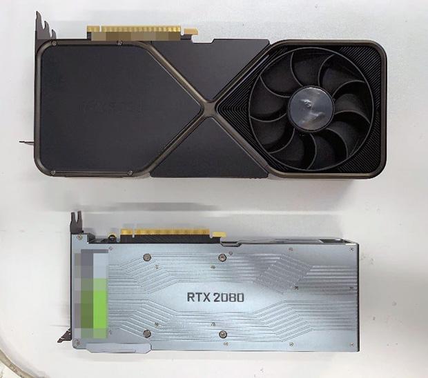 GeForce RTX 3090 Founders Edition de Nvidia (Rumeur)