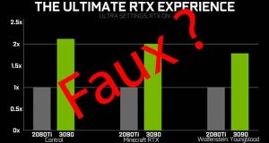 GeForce RTX 3090 Vs GeForce RTX 2080 Ti - Document Faux ou pas