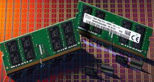 Barrette mémoire SODIMM (RAM)