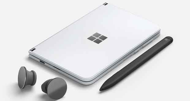 Le Surface Duo de Microsoft