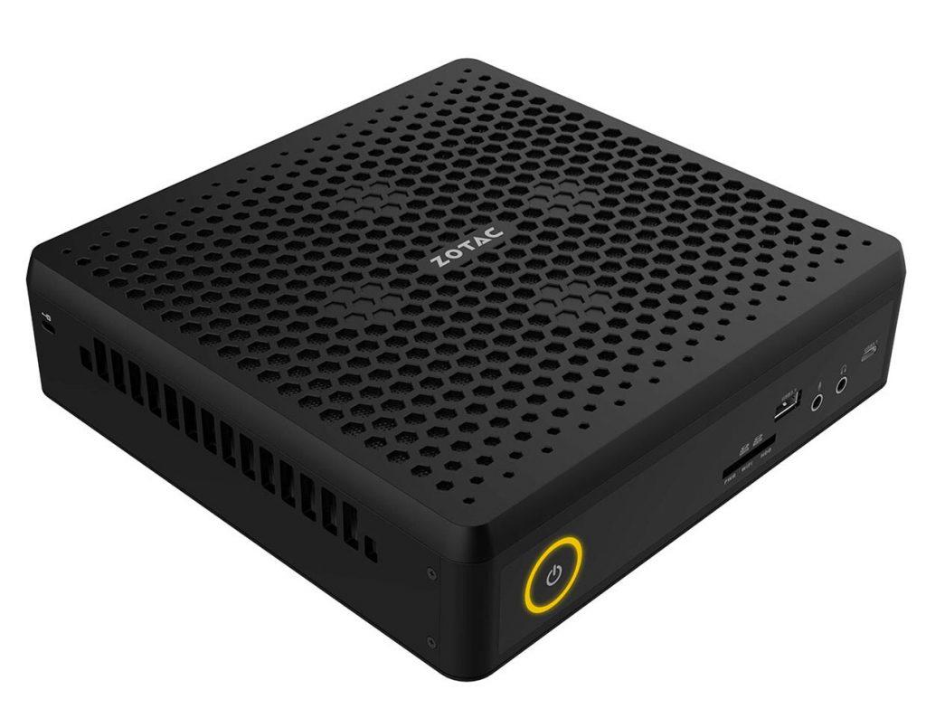 Mini-PC ZBOX QCM7T3000