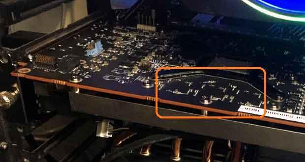 Une carte prototype de la prochaine Radeon RX 6000 « Big Navi » ?