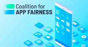 La Coalition for App Fairness.