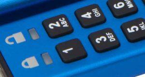 Clé USB chiffrée DataTraveler 2000 128 Go de Kingston