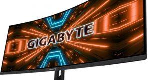 Moniteur Gaming G34WQC de Gigabyte