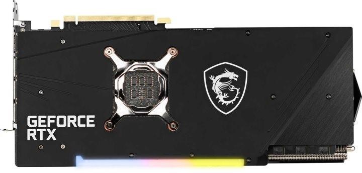 GeForce RTX 3080 GAMING TRIO expédiée depuis le début de la production