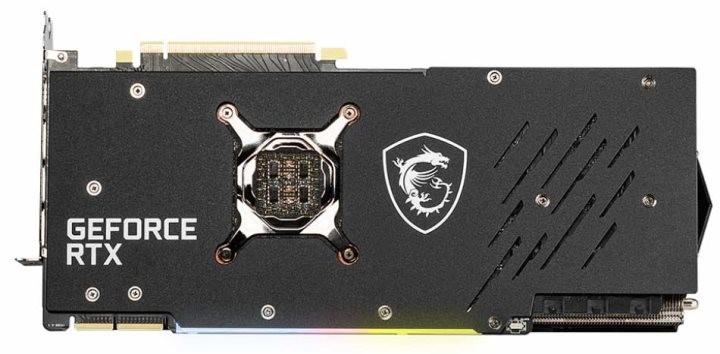 GeForce RTX 3090 GAMING TRIO expédiée depuis le début de la production