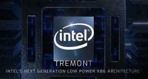 "Processeurs Intel ""Jasper Lake"" – Architecture 10 nm Tremont"