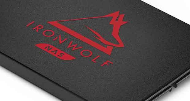 SSD IronWolf (NAS)