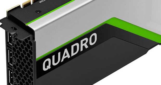 Carte graphique Nvidia Quadro RTX