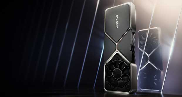 GeForce RTX 3080 Founders Edition de Nvidia