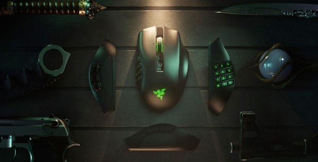 Souris gaming Naga Pro de Razer