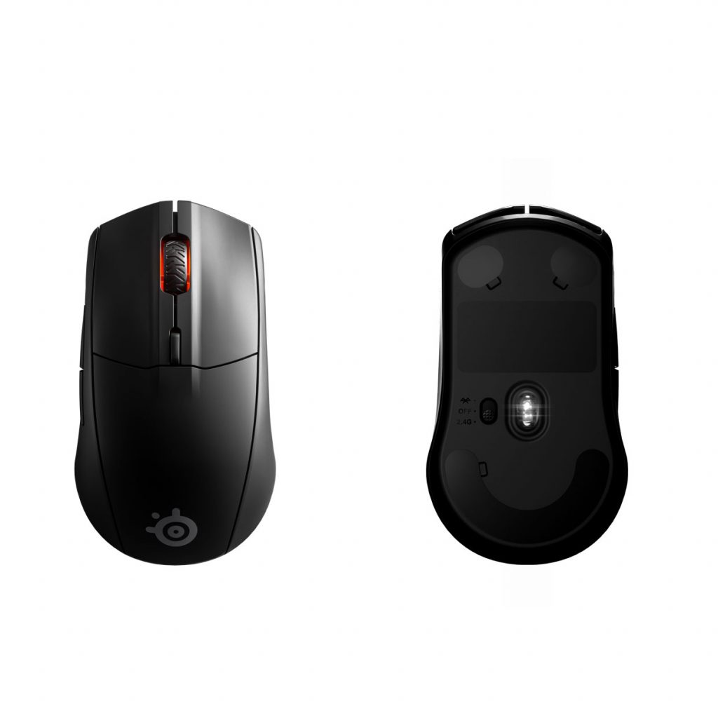 Souris gaming Rival 3 Wireless, SteelSeries