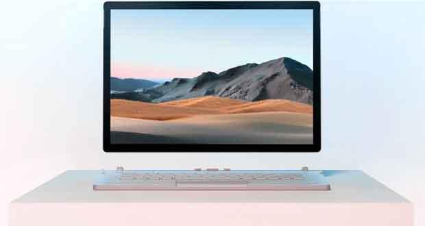 Surface Book 3 de Micosoft