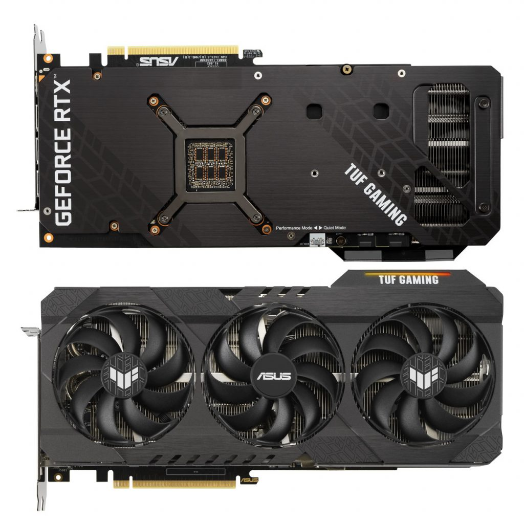 TUF Gaming GeForce RTX 3000 series