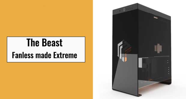 The Beast de MonsterLabo