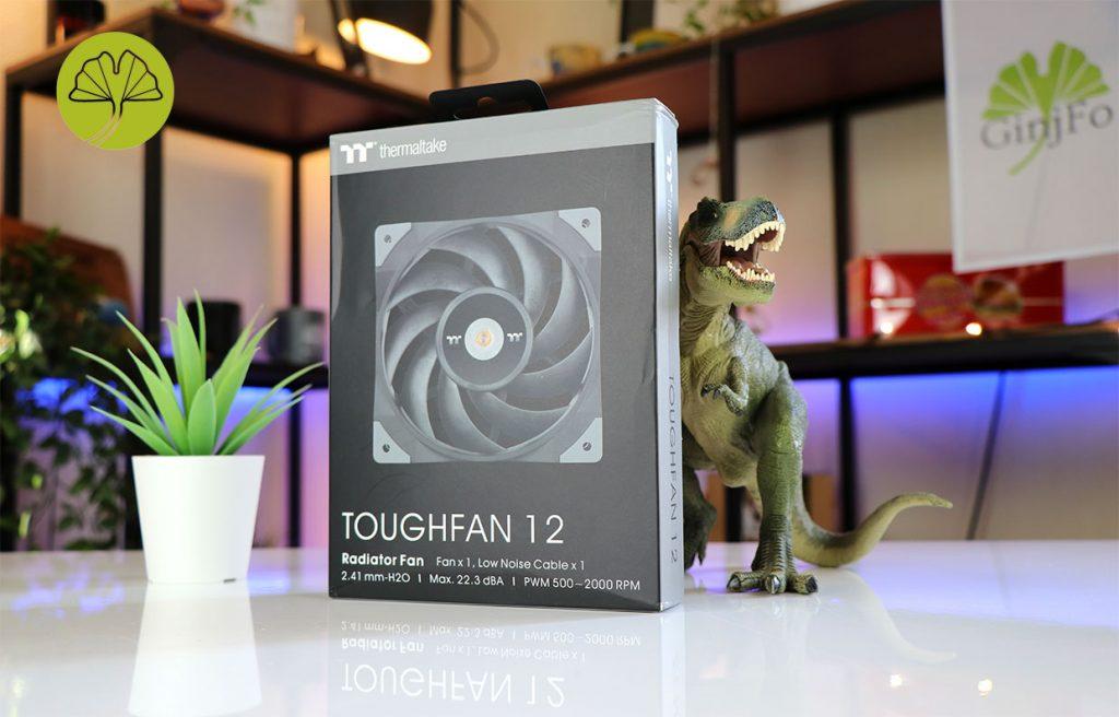 Ventilateur ToughFan 12 de Thermaltake
