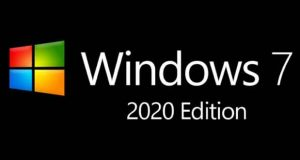 Windows 7 2020 - Concept