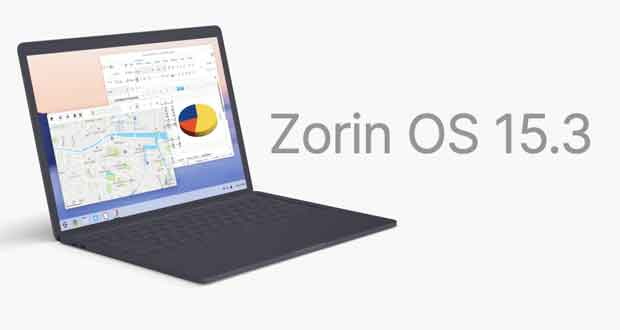 Distribution Linux Zorin OS