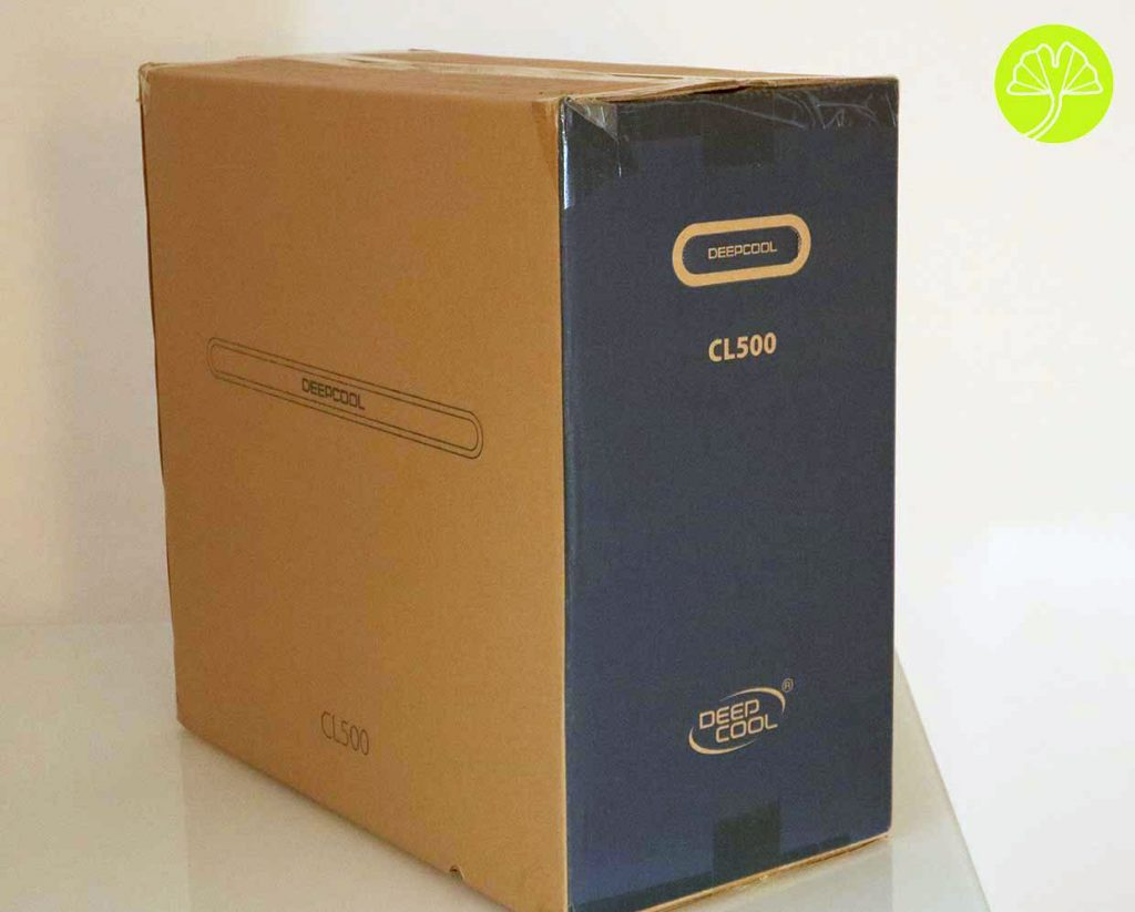 Boitier CL500 de Deepcool
