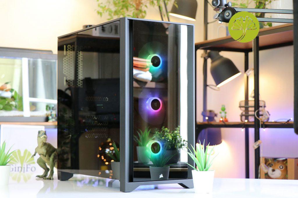 Boitier iCUE 4000X RGB