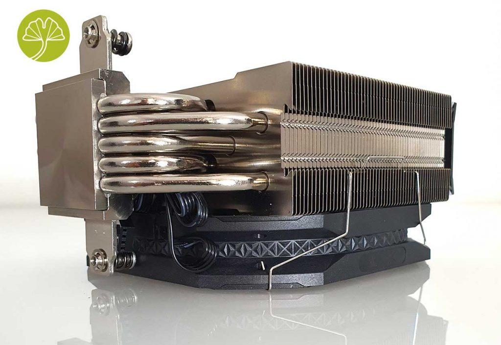 Ventirad AS500 de DeepCool