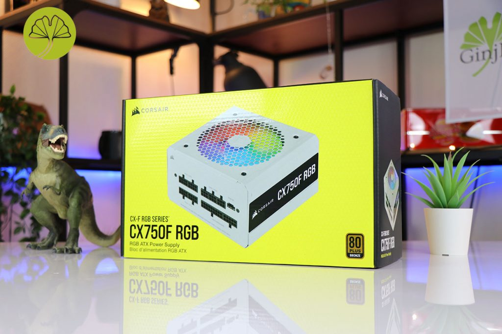 Alimentation CX750F RGB