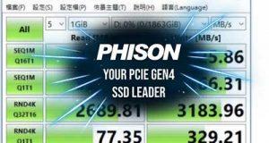 Contrôleur Phison E18