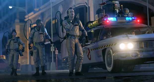Ghostbusters The vidéo game Remastered