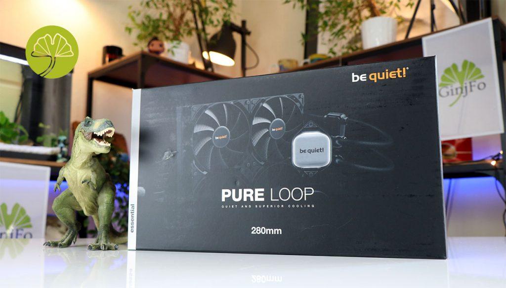 Pure Loop 280 de Be Quiet !