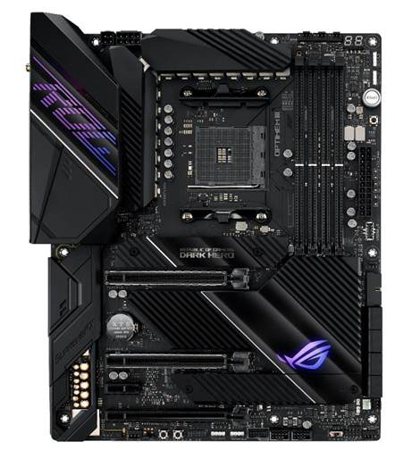 ROG Crosshair VIII Dark Hero