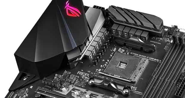 Carte mère Asus ROG Strix B450-F Gaming II