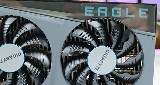 GeForce RTX 3090 Eagle OC 24G