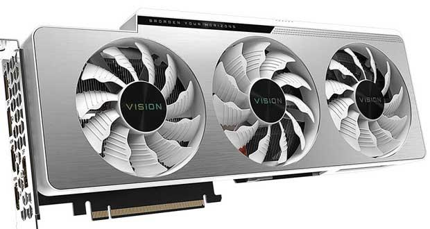 GeForce RTX 3090 Vision OC