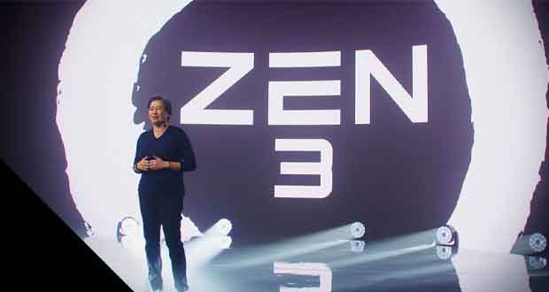 Processeur Ryzen 5000 series (Zen 3)