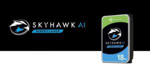 Disque dur SkyHawk AI 18 To de Seagate