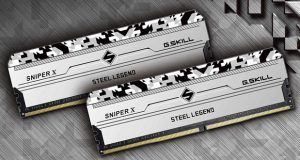 DDR4 G.Skill Sniper X Steel Legend