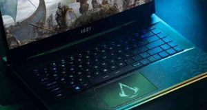 Assassin's Creed Valhalla et la technologie MSI Ambient Link