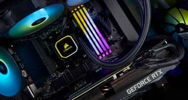 PC Gaming Vengeance A7200 series de Corsair
