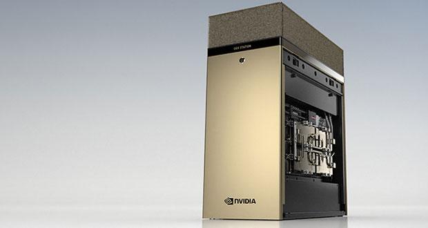 GPU A100 80GB de Nvidia - Station DGX