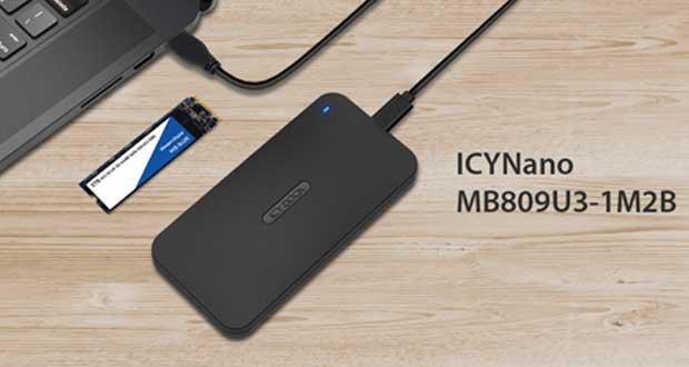 ICYNano MB809U3-1M2B
