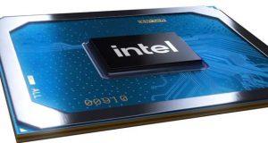 Iris Xe MAX d'Intel