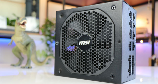 Alimentation MPG A850GF de MSI