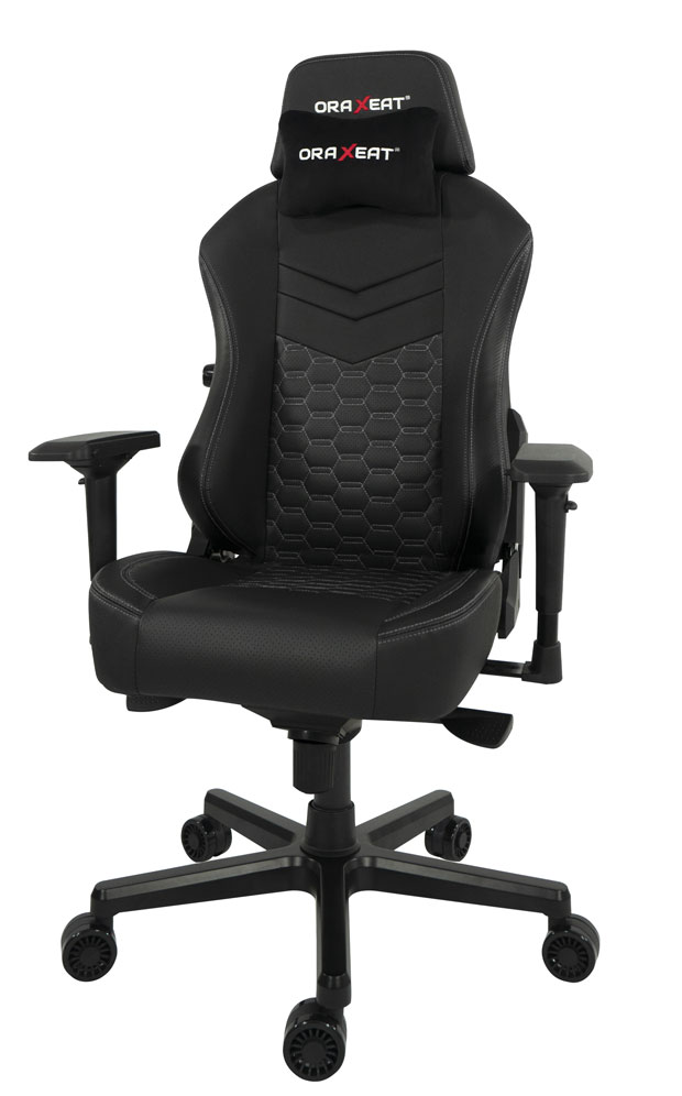 Fauteuil gaming TK900 d'Oraxeat (Gris)