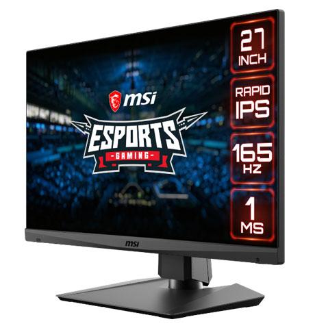 Moniteur Gaming MSI Optix MAG274QRF-QD