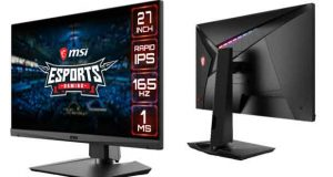 Moniteur Gaming MSI Optix MAG274QRF-QD